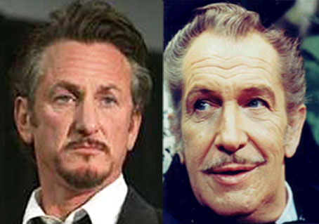 Sean Penn Diagnosed with Advanced Vincent Price Syndrome (AVPS)